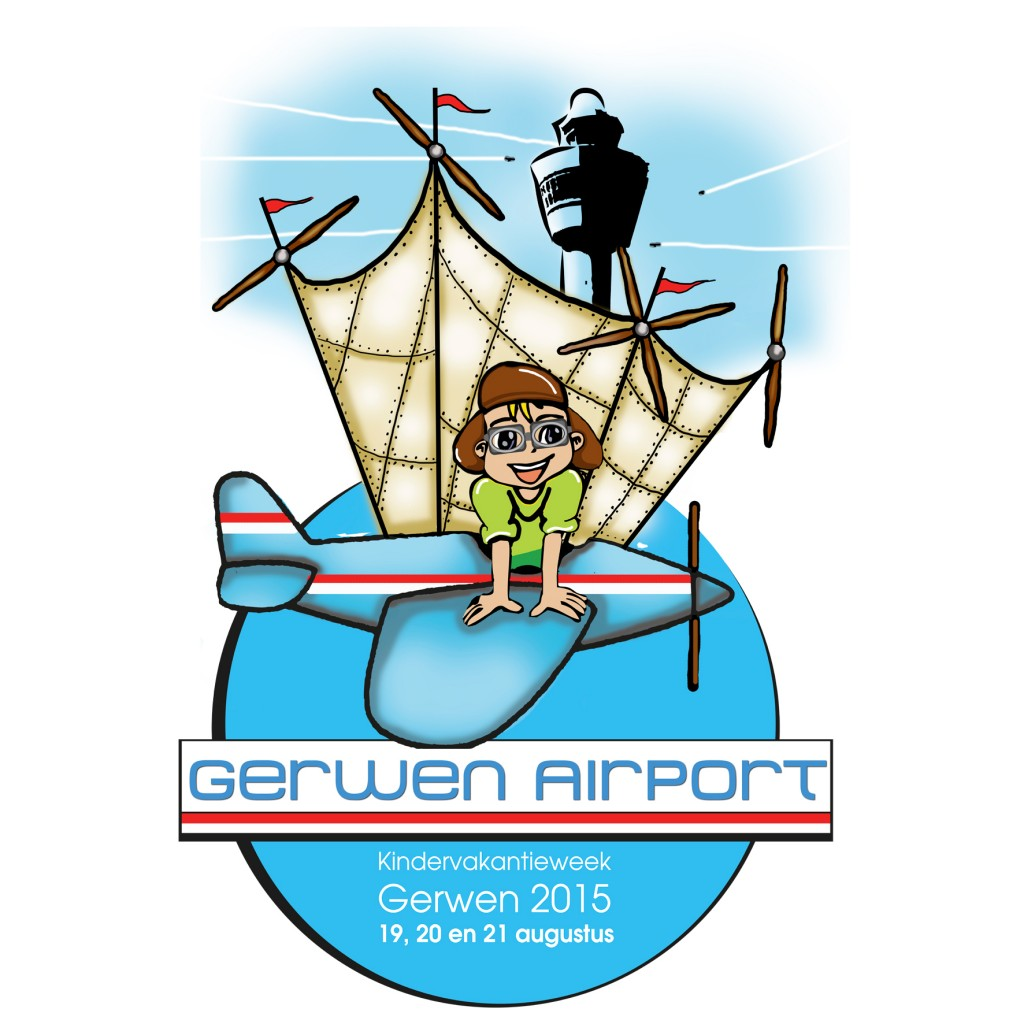 Logo Gerwen Airport 2015